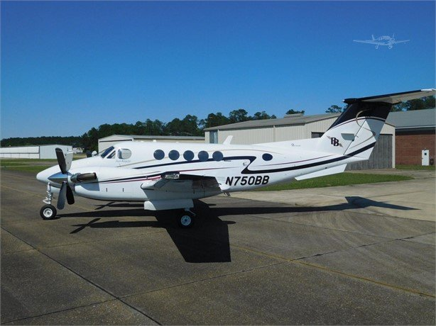 1984  Beechcraft King Air 200 full