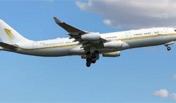 2014  Airbus Jet full