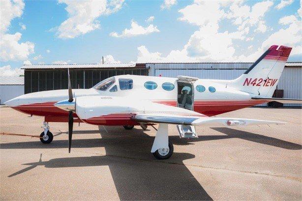 1976  Cessna 421 full
