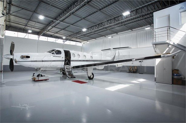 2011  Pilatus PC12 full