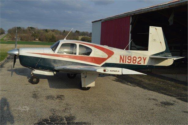 1964  Mooney M20E full