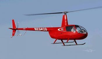 2021  Robinson R44 full