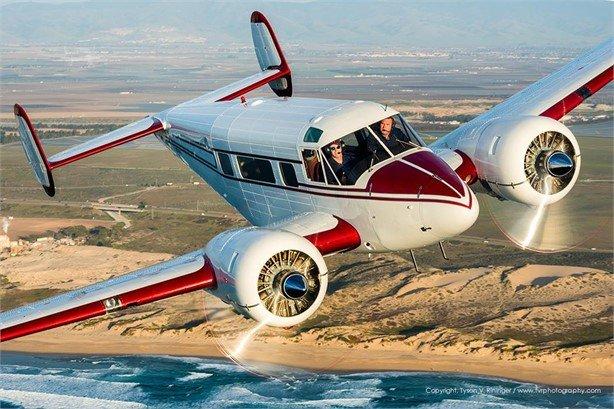 1962  Beechcraft 18 full