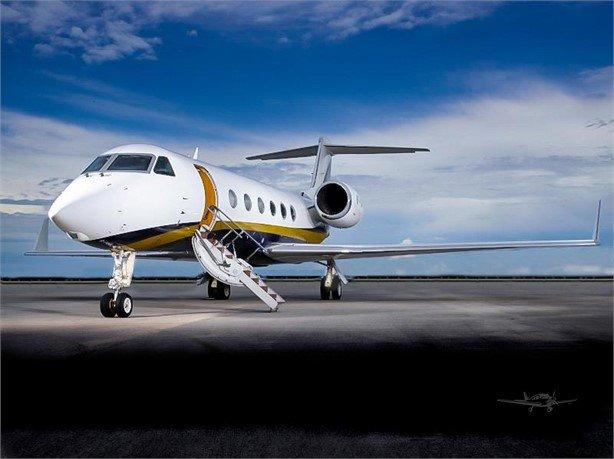 2007  Gulfstream G450 full
