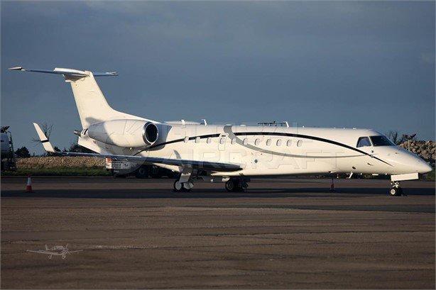 2010  Embraer Legacy full