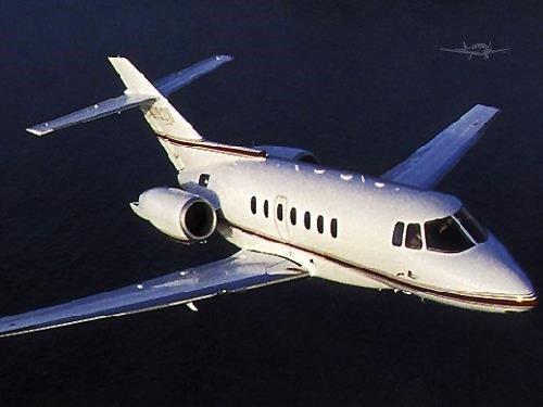 1992  Hawker 1000 full