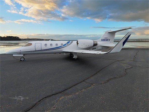 1992  Learjet 31A full