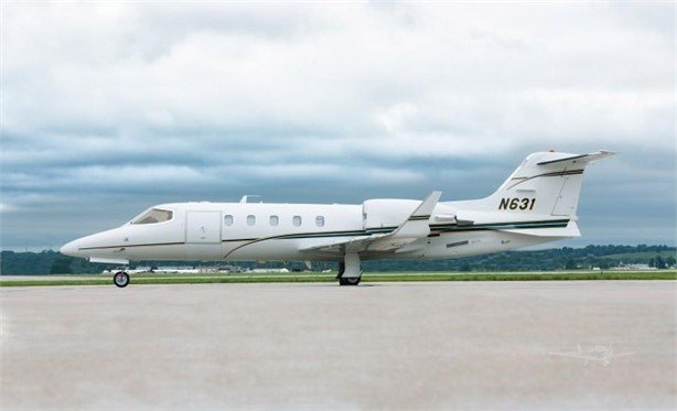 2001  Learjet 31A full