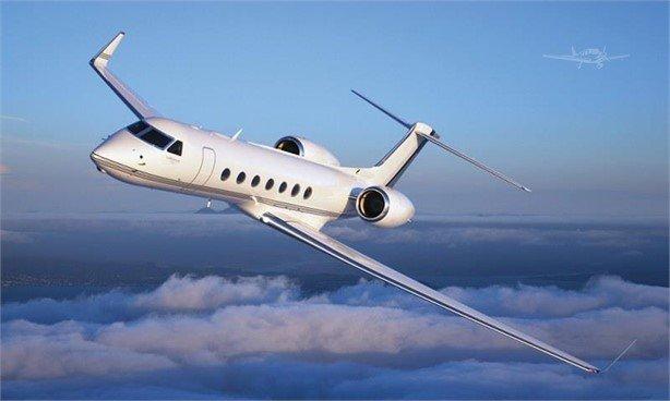 2000  Gulfstream GIII full
