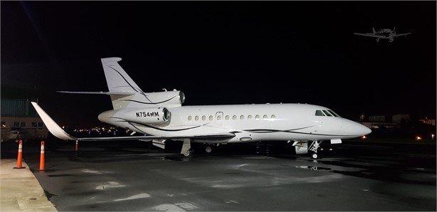 2000  Dassault Falcon 900EX full