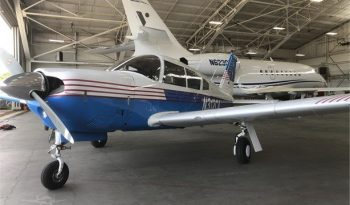 1968  Piper Cherokee Arrow full