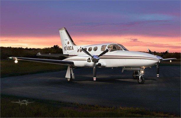 1982  Cessna 421 full