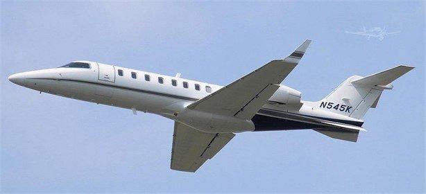 2004  Learjet Lear 45 full