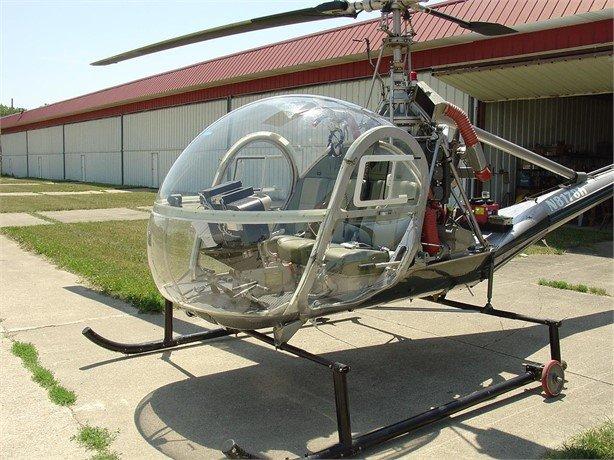 1950  Fairchild-Hiller FH-1100 full