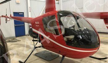2011  Robinson R22 full