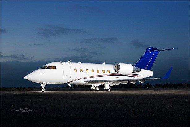 1994  Bombardier 601 full