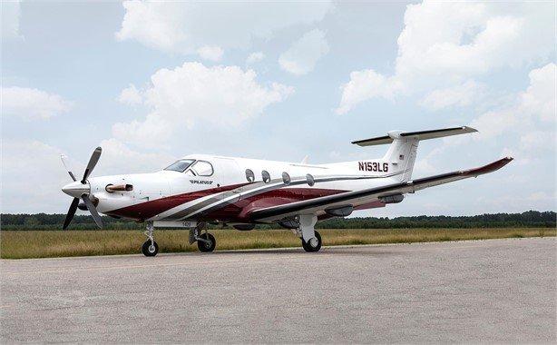 2013  Pilatus PC12 full