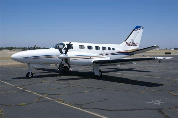 1983  Cessna Conquest full