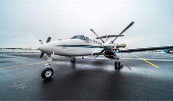 1986  Beechcraft King Air 200 full
