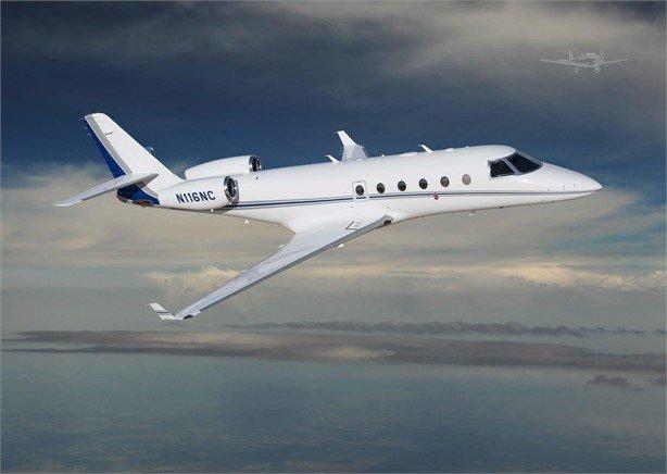 2014  Gulfstream G150 full
