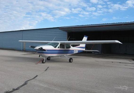 1973  Cessna 177 full