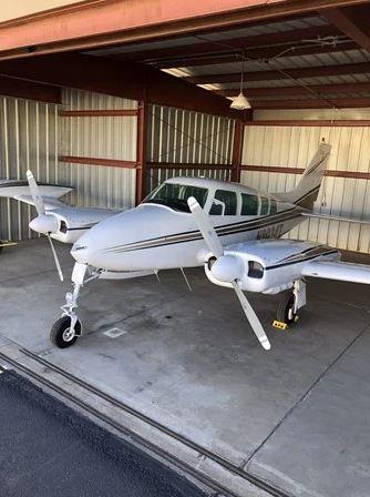 1965  Cessna 320 full