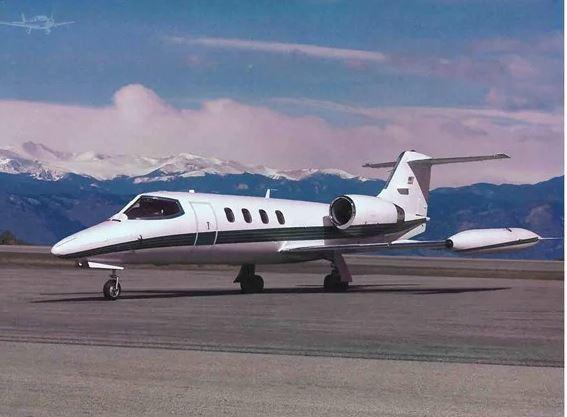 1977  Learjet Lear 35 full