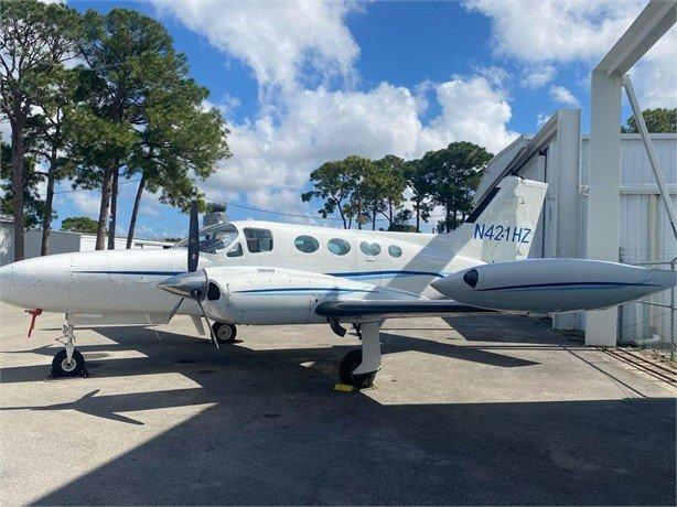 1972  Cessna 421 full