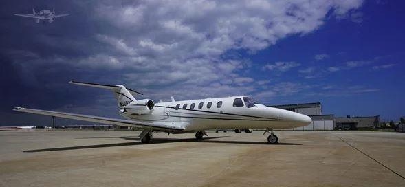 2004  Cessna Citation CJ2 full