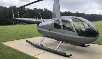 2015  Robinson R44 full