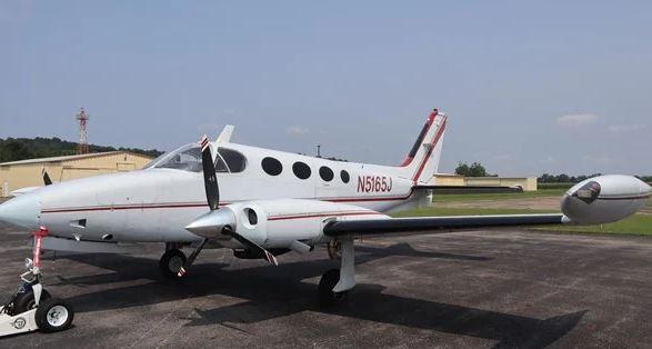 1975  Cessna 340 full