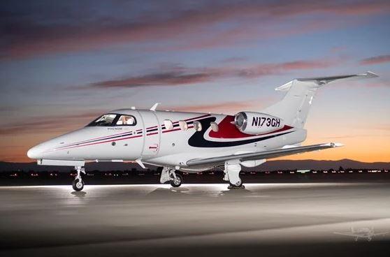 2010  Embraer Phenom full