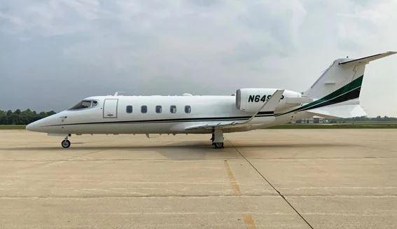 2011  Learjet Lear 60 full