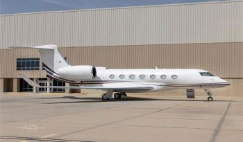 2018  Gulfstream G500 full