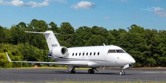 2000  Bombardier 604 full