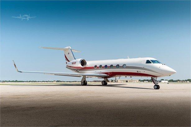 2011  Gulfstream G450 full