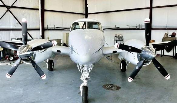 1973  Beechcraft King Air C90 full