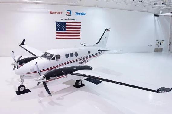 2019  Beechcraft King Air C90GTx full