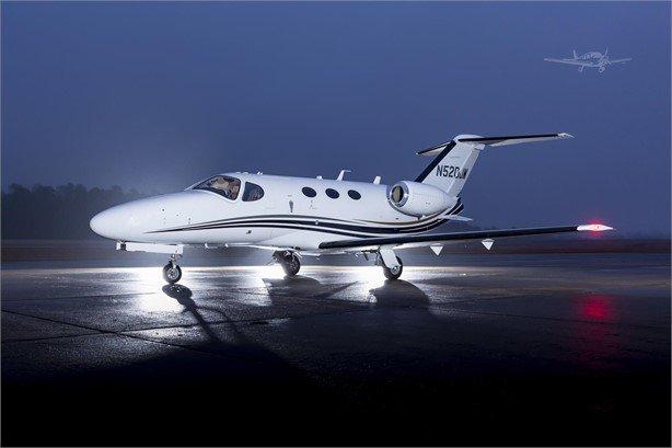 2009  Cessna Citation Mustang full