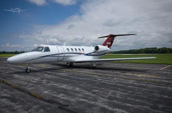 2018  Cessna Citation CJ4 full