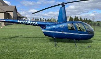 2013  Robinson R44 full