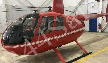 2014  Robinson R44 full