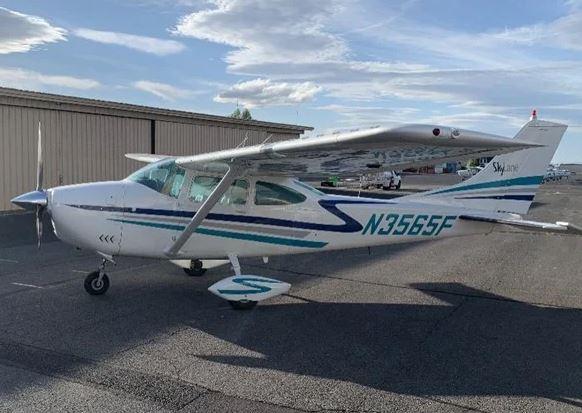 1966  Cessna 182 full