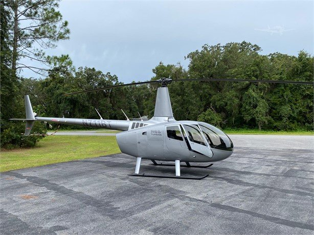 2014  Robinson Helicopter full
