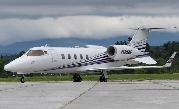 2009  Learjet Lear 60 full