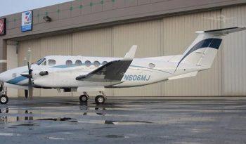 2008  Beechcraft King Air 350 full