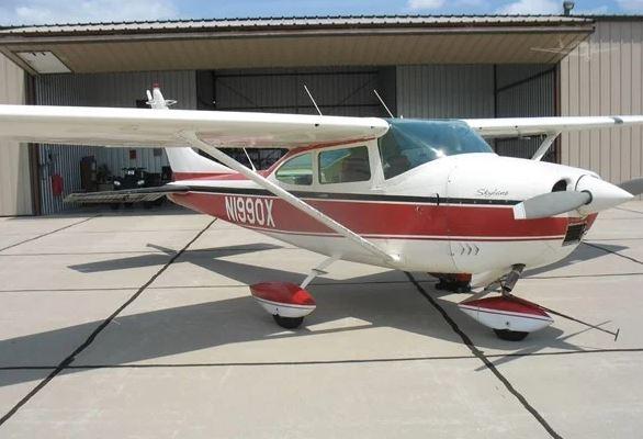 1965  Cessna 182 full