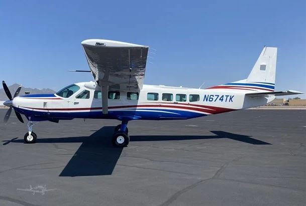 2020  Cessna Caravan full