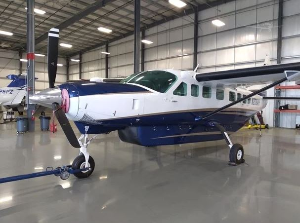 2007  Cessna Caravan full