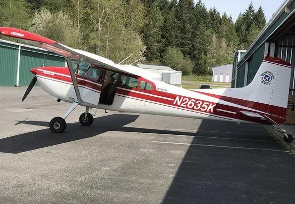 1979  Cessna 180 full